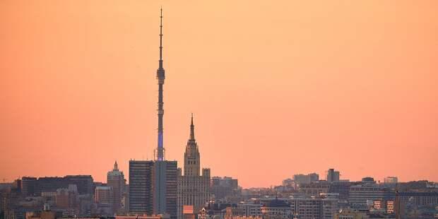 В МЧС рассказали о пожарной безопасности Останкинской башни