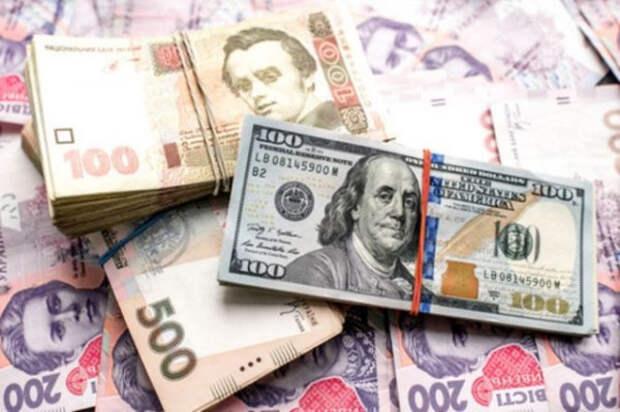 На Украине из-за коронавируса 1 доллар будет по 50 гривен