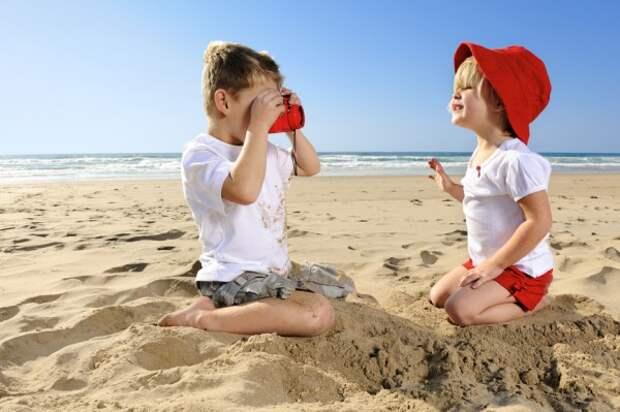Крымский минздрав отговаривает туристов ехать на полуостров с детьми