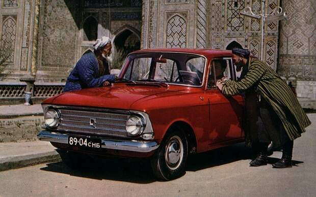 Шайтан-арба. Узбекистан. СССР. 1970-е. интересно, история, фото