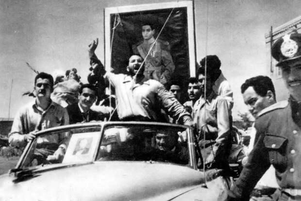 Участник переворота 1953 г. по прозвищу «Шабан Безмозглый».