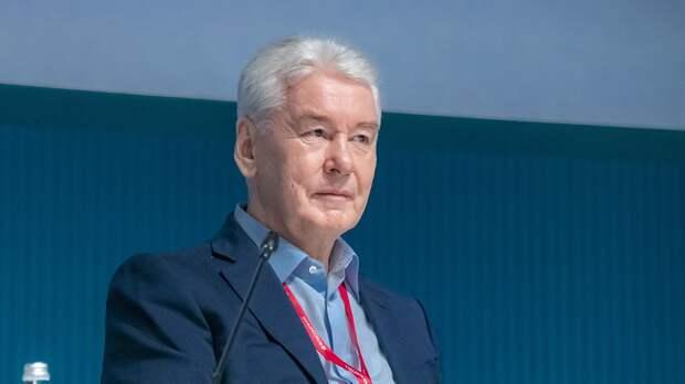 Сергей Собянин поздравил работников торговли с профессиональным праздником