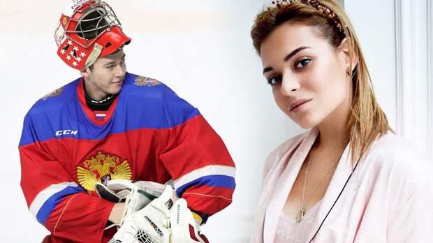 Олимпийская чемпионка Сотникова отдыхает с игроком «Ак Барса». Вспоминаем счастливые союзы «фигуристка+хоккеист»