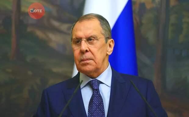 Глава МИД России, Лавров, сказал: «Если они этого хотят, этому быть»