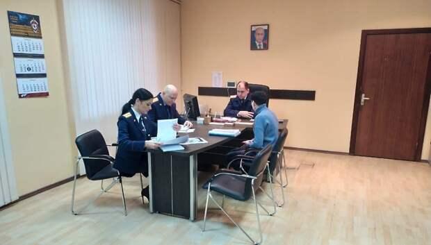 В Подольске проведут экспертизу тела мужчины, скончавшегося от услуг медцентра