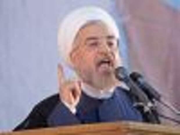 Роухани: Иран продолжит обогащать уран