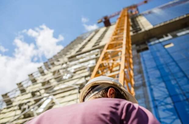 В Некрасовке построят торговый комплекс «Глобус»