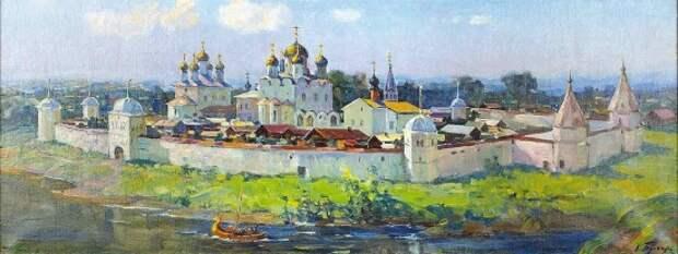Художник Константин Прохоров. Дальняя дорога