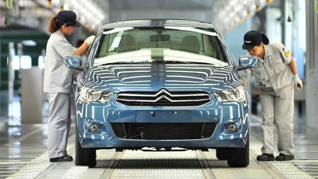 В Ухане вновь заработал автомобильный завод