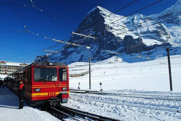 Chbahns13 Топ 5 самых необычных железных дорог Швейцарии