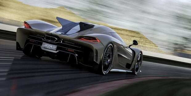 Быстрее не существует - Koenigsegg Jesko 1600 л.с.