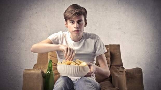 «Вредная» еда оказалась полезной?