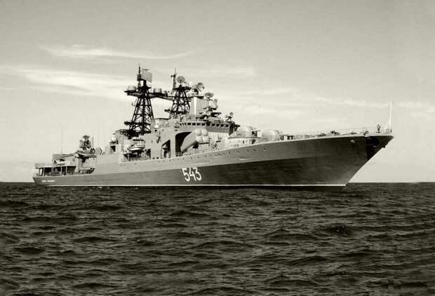 Россия готова жестко ответить на американские провокации в Тихом океане