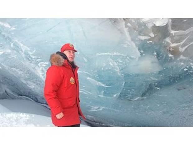 Северный Ледовитый океан – российское озеро