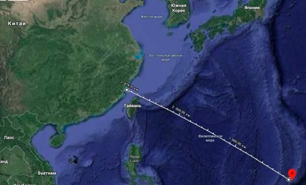 Гуам как элемент сдерживания Китая: США выделили 1 млрд долларов на развитие базы