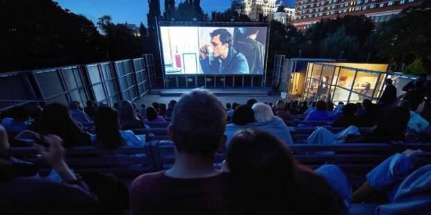 Сергунина: Более 120 культурных площадок Москвы приглашают на «Ночь кино». Фото: М. Денисов mos.ru