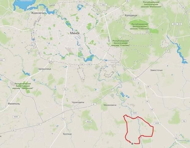 Белорусские просторы белорусия, путешествия, репортаж, фото