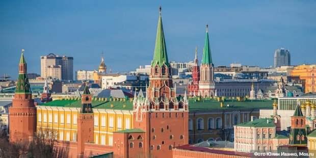 Собянин рассказал об итогах туристического сезона в Москве. Фото: Ю. Иванко mos.ru