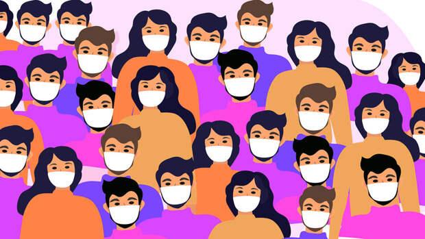 В России подтвердили еще 23 807 случаев коронавируса