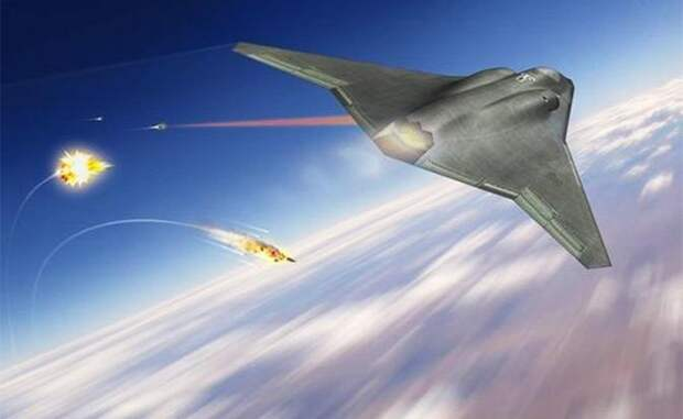 Америка собирается разбить С-400 и С-500 новым «чудо-истребителем»