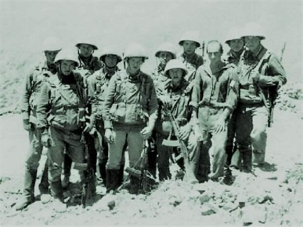К итогам схватки. 9-я рота, СССР, афганистан, день в истории