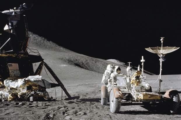 Apollo 15 – A primeira do jipe | Superinteressante