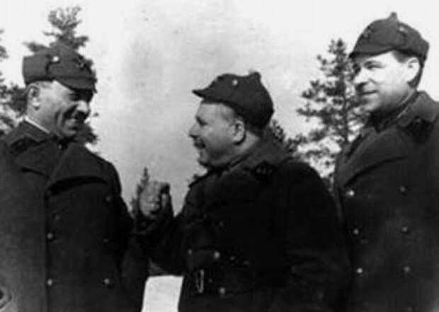 Как экс-белогвардеец Говоров стал советским маршалом
