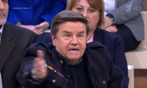 Скабеева вернула Карасева на Землю: у Киева не получится «высушить» Крым