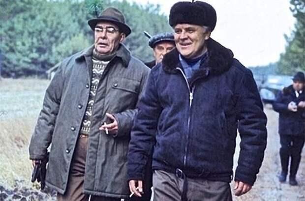 С Брежневым Владимира Васильевича связывали давние и доверительные отношения