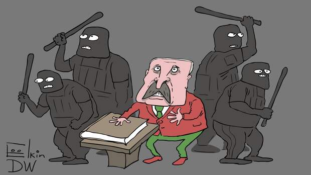 В Совете по межнациональным отношениям при президенте РФ объяснили закрытую инаугурацию Лукашенко