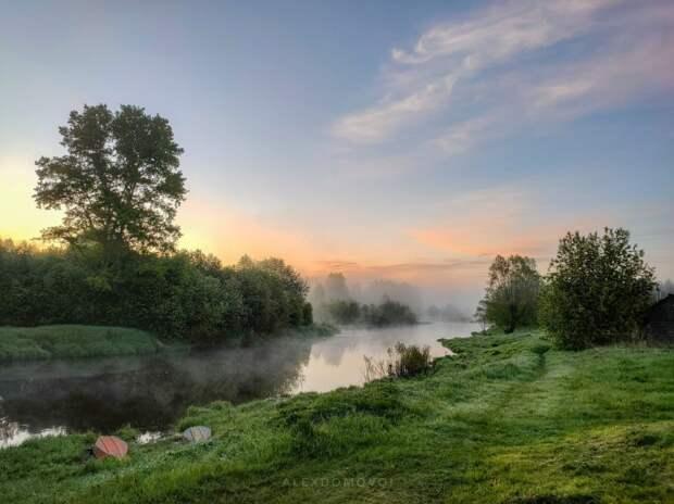 Керженец — одна из самых красивых рек Нижегородской области