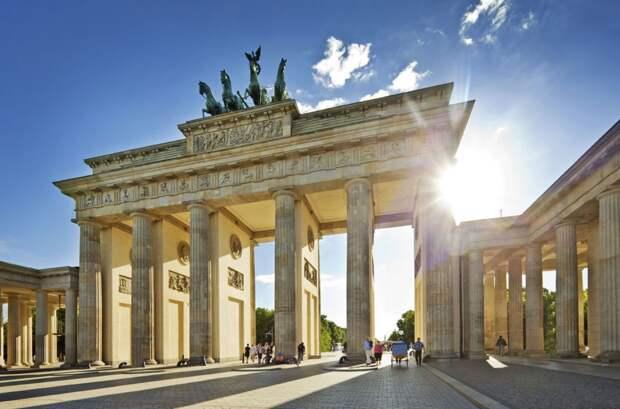 цены летом в Берлине