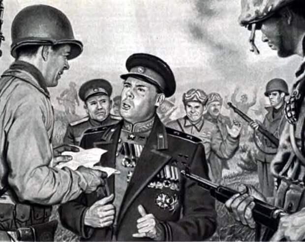 """""""Американские танки дойдут до Сталинграда!"""". Как американцы и британцы хотели захватить СССР в 1945 и доделать начатое Гитлером?"""