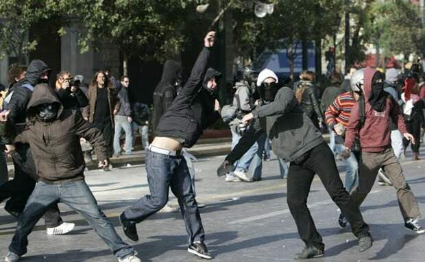 люди, протест