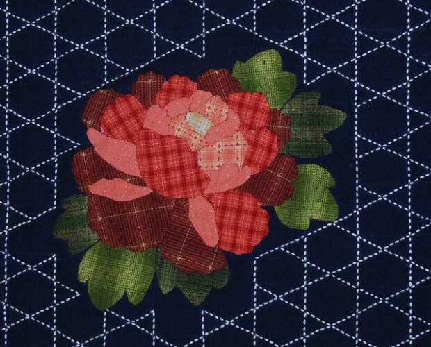 Сашико: красивая и элегантная стежка в японском стиле