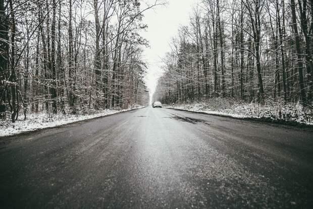 В среду в Удмуртии временами ожидается дождь со снегом