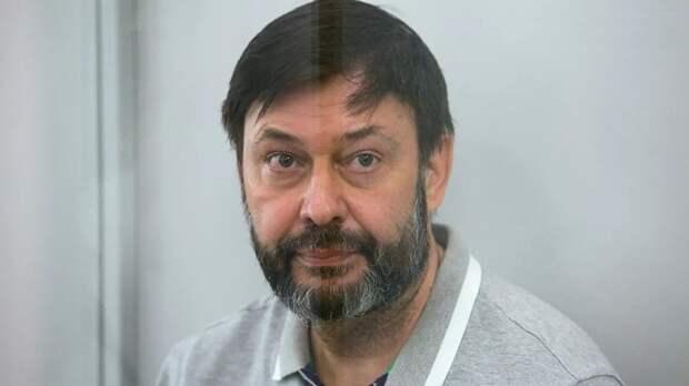 Вышинский доставлен в апелляционный суд Киева
