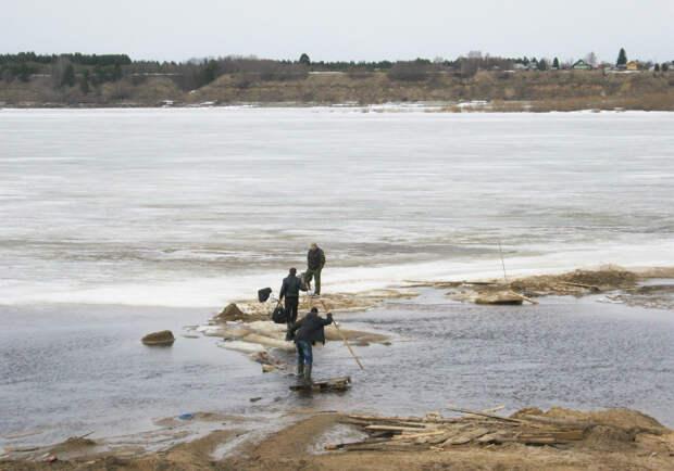 Как устроены ледовые переправы в России?
