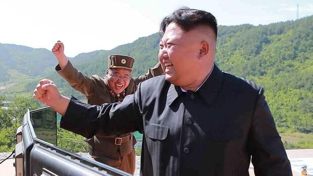 Ким Чен Ын очередным запуском ракеты сделал России королевский подарок