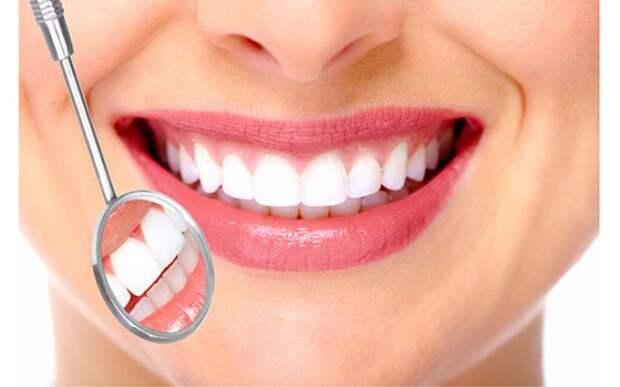 Вот крутой способ избавиться от зубного камня дома