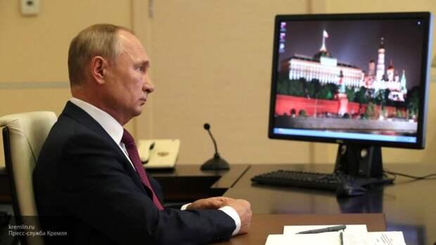 Путин обошел Трампа в рейтинге доверия по миру