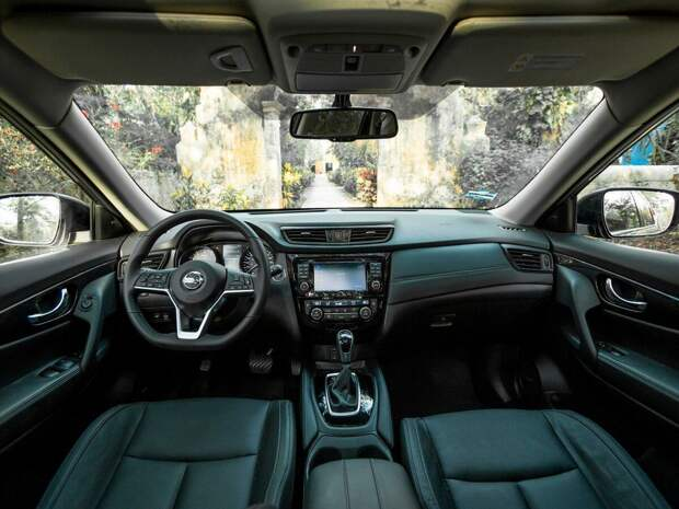 Шпионские фото нового Nissan X-trail, снаружи и внутри, что известно и как изменилась модель