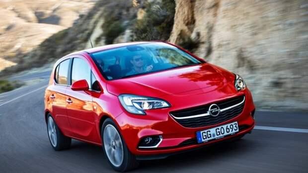 Opel официально представил новую Corsa