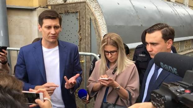 На «Эхе Москвы» доказали, что обвинения Соболь против Горбунова - ложь
