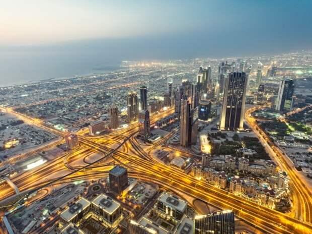 Современную дорожную систему Дубая ожидает кризис