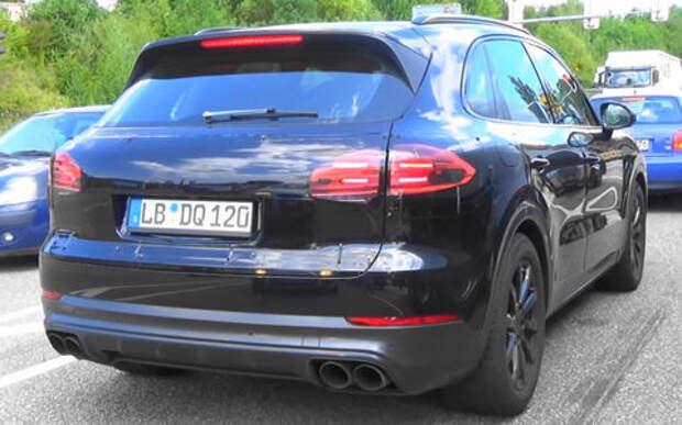 Porsche решила отложить премьеру дизельного Cayenne