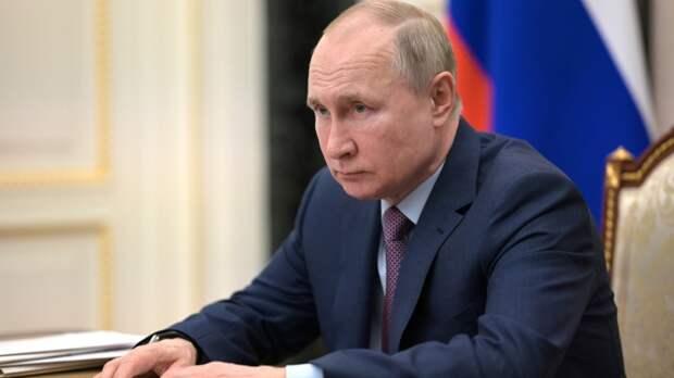 Путин продлил срок службы заместителя секретаря Совета Безопасности РФ