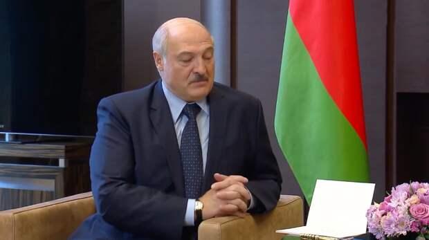 Лукашенко глубоко разочаровался в Украине