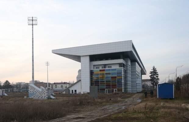 Реконструкцию стадиона «Динамо» в Краснодаре завершат в 2022 году