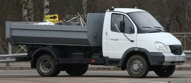 ГАЗ-3310 «Валдай» автомобили, газ, фоторепортаж